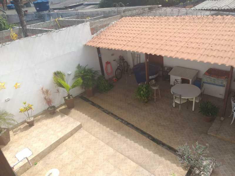 ÁREA EXTERNA 4 - Casa à venda Rio de Janeiro,RJ Guaratiba - R$ 210.000 - GBCA00004 - 7