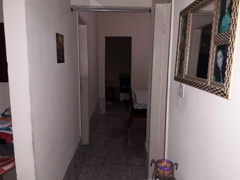 CORREDOR - Casa à venda Rio de Janeiro,RJ Guaratiba - R$ 250.000 - GBCA00004 - 13