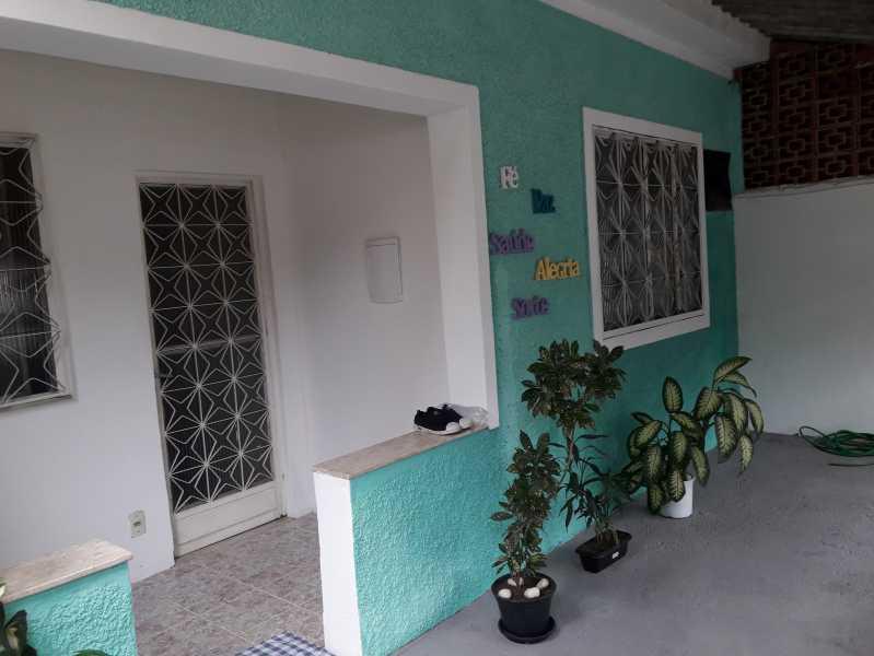 FRENTE CASA TÉRREA 2 - Casa à venda Rio de Janeiro,RJ Guaratiba - R$ 210.000 - GBCA00004 - 19