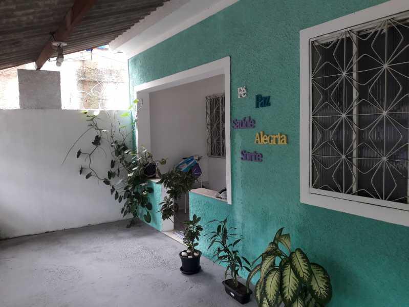FRENTE CASA TÉRREA - Casa à venda Rio de Janeiro,RJ Guaratiba - R$ 250.000 - GBCA00004 - 20