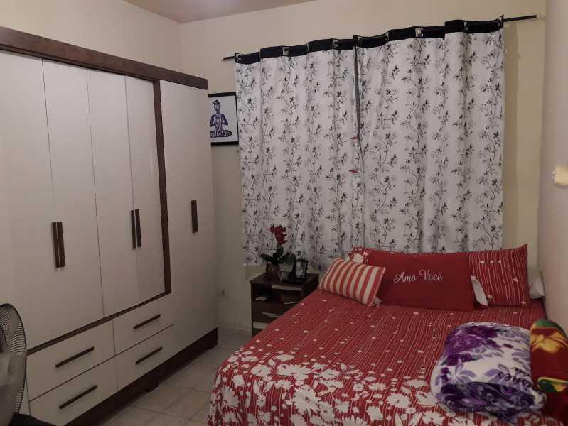 QUARTO DA FRENTE - Casa à venda Rio de Janeiro,RJ Guaratiba - R$ 210.000 - GBCA00004 - 26