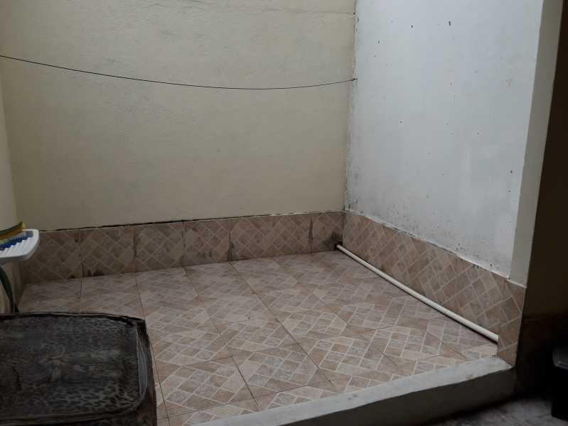 VARANDA DOS FUNDOS - Casa à venda Rio de Janeiro,RJ Guaratiba - R$ 210.000 - GBCA00004 - 30