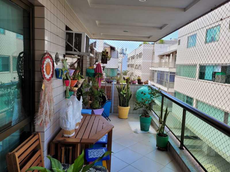 69e5cda5-e946-4356-aa03-46f5e5 - Apartamento 3 quartos à venda Rio de Janeiro,RJ - R$ 610.000 - GBAP30001 - 14