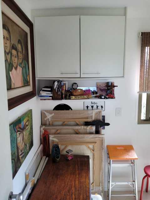 c8ab3645-36c1-4259-a0a8-cc46f3 - Apartamento 3 quartos à venda Rio de Janeiro,RJ - R$ 610.000 - GBAP30001 - 21