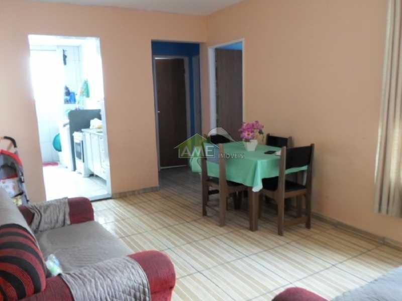 FOTO0 - Apartamento 2 quartos à venda Santíssimo, Rio de Janeiro - R$ 125.000 - AP0051 - 1