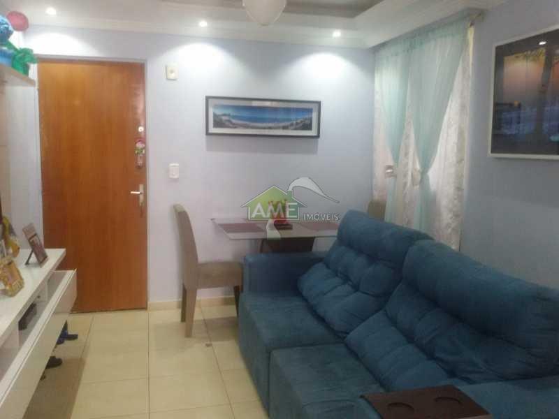 FOTO0 - Apartamento 2 quartos à venda Santíssimo, Rio de Janeiro - R$ 160.000 - AP0063 - 1