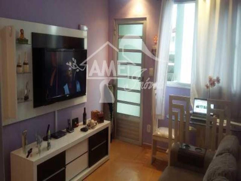 FOTO0 - Apartamento 2 quartos à venda Campo Grande, Rio de Janeiro - R$ 170.000 - AP0017 - 1