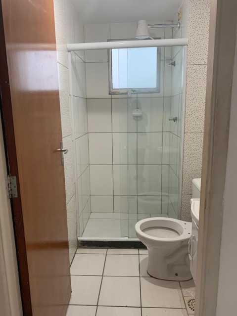 banheiro 3 - Apartamento 2 quartos para alugar Santíssimo, Rio de Janeiro - R$ 550 - AP0080 - 6