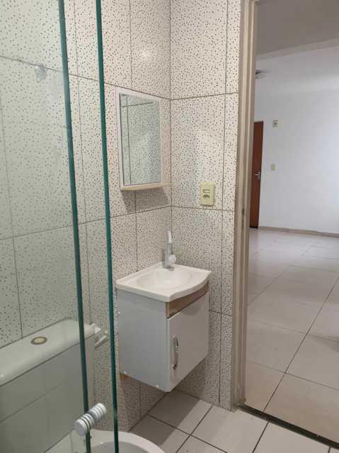 banheiro - Apartamento 2 quartos para alugar Santíssimo, Rio de Janeiro - R$ 550 - AP0080 - 7