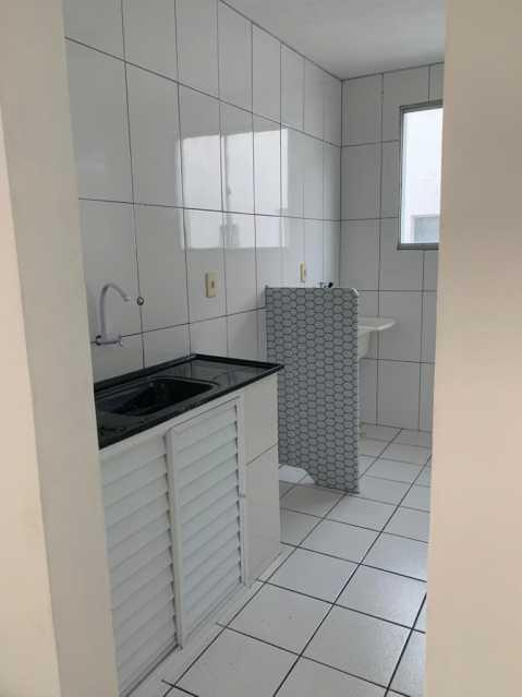 cozinha 2 - Apartamento 2 quartos para alugar Santíssimo, Rio de Janeiro - R$ 550 - AP0080 - 8