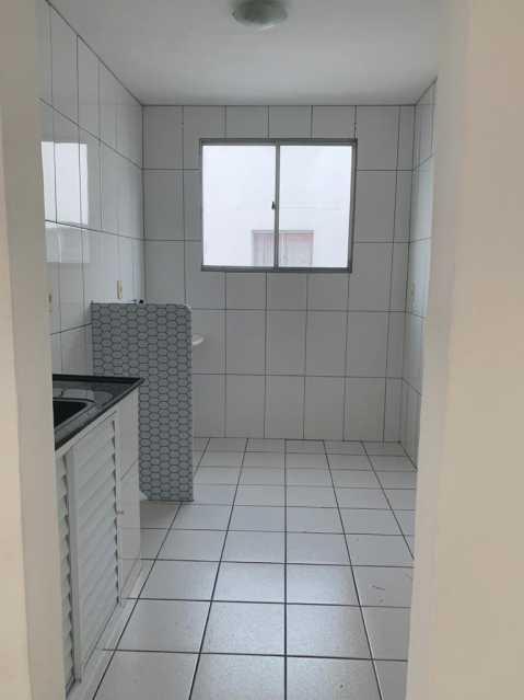 cozinha - Apartamento 2 quartos para alugar Santíssimo, Rio de Janeiro - R$ 550 - AP0080 - 9