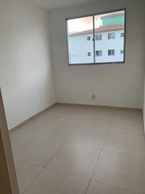 quarto 2 - Apartamento 2 quartos para alugar Santíssimo, Rio de Janeiro - R$ 550 - AP0080 - 10