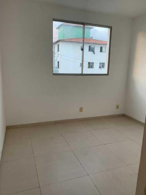 quarto - Apartamento 2 quartos para alugar Santíssimo, Rio de Janeiro - R$ 550 - AP0080 - 11