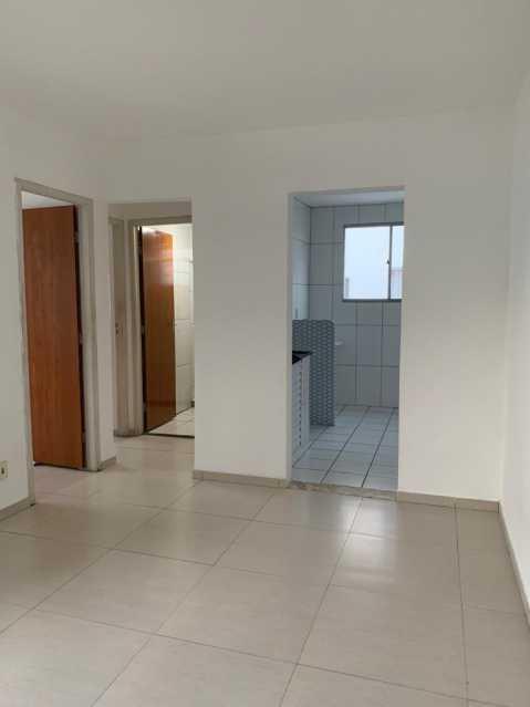 sala - Apartamento 2 quartos para alugar Santíssimo, Rio de Janeiro - R$ 550 - AP0080 - 4
