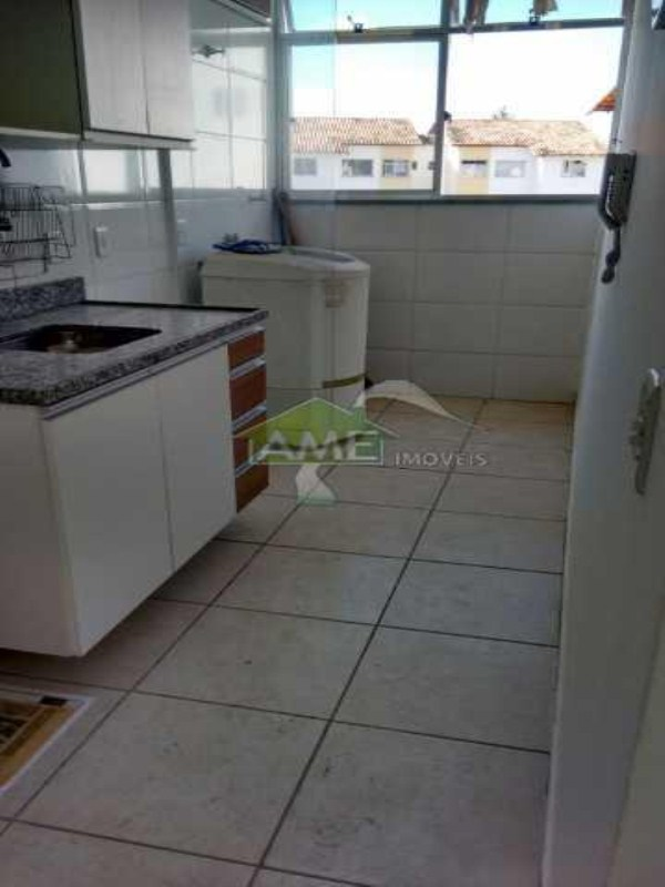 FOTO2 - Apartamento 2 quartos para alugar Campo Grande, Rio de Janeiro - R$ 1.000 - AP0092 - 4