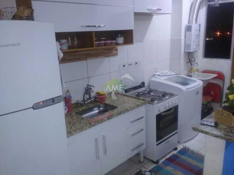 FOTO7 - Apartamento 2 quartos à venda Bangu, Rio de Janeiro - R$ 175.000 - AP0020 - 9