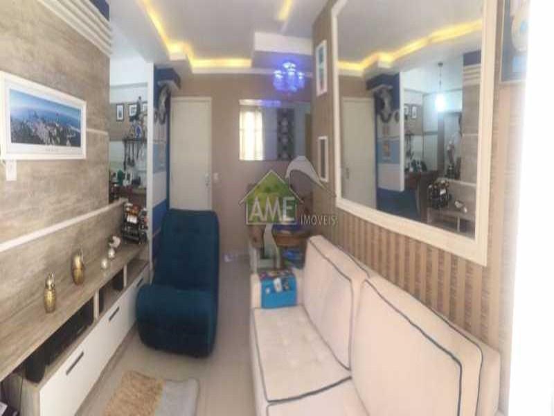 FOTO0 - Apartamento 3 quartos à venda Campo Grande, Rio de Janeiro - R$ 570.000 - AP0024 - 1