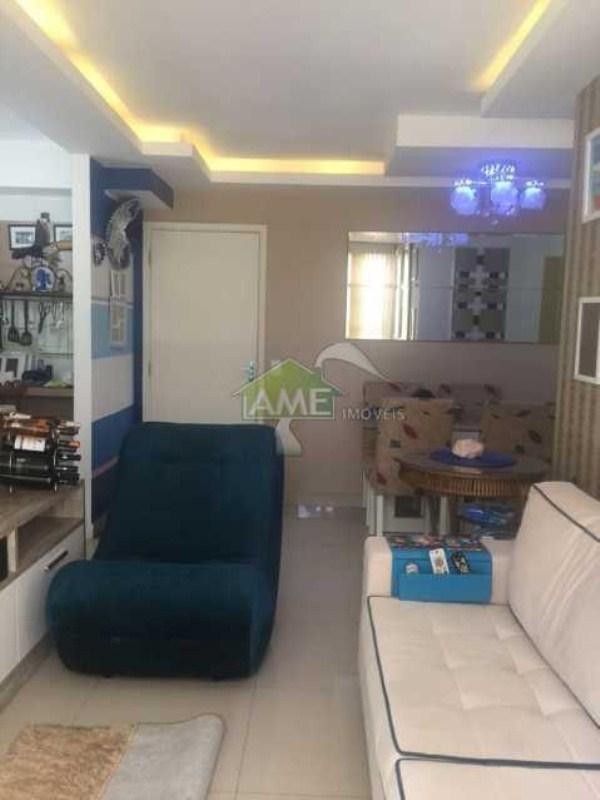 FOTO1 - Apartamento 3 quartos à venda Campo Grande, Rio de Janeiro - R$ 570.000 - AP0024 - 3