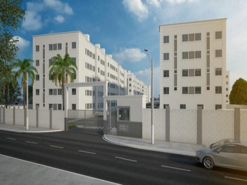 FOTO0 - Apartamento 2 quartos à venda Santa Cruz, Rio de Janeiro - R$ 144.000 - AP0155 - 1