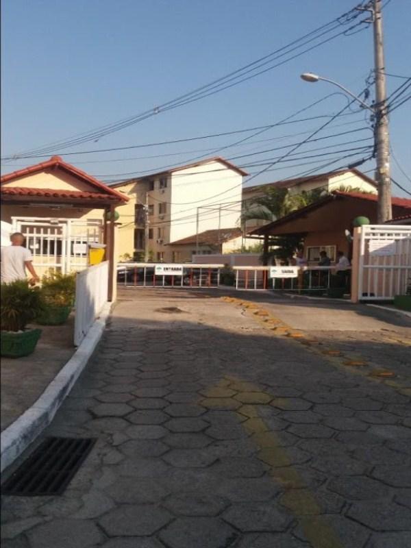 FOTO0 - Apartamento 2 quartos à venda Inhoaíba, Rio de Janeiro - R$ 155.000 - AP0186 - 1