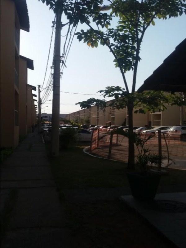 FOTO21 - Apartamento 2 quartos à venda Inhoaíba, Rio de Janeiro - R$ 155.000 - AP0186 - 23