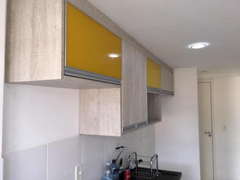 FOTO0 - Maravilhoso Apartamento com suíte no Adryana Residence. - AP0193 - 1