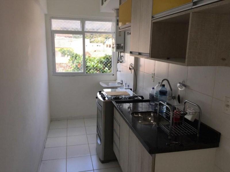 FOTO14 - Maravilhoso Apartamento com suíte no Adryana Residence. - AP0193 - 16