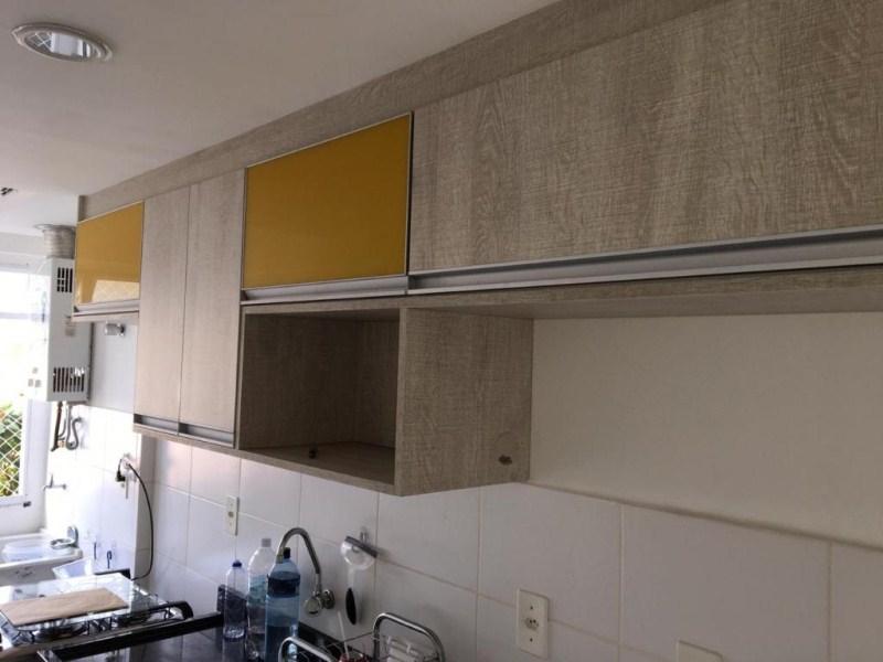 FOTO15 - Maravilhoso Apartamento com suíte no Adryana Residence. - AP0193 - 17