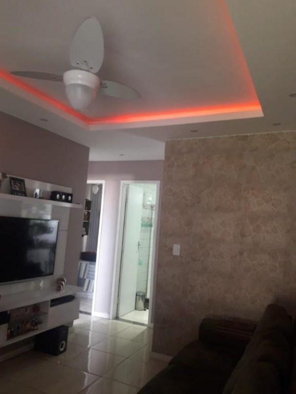 FOTO0 - Apartamento 2 quartos à venda Santa Cruz, Rio de Janeiro - R$ 135.000 - AP0239 - 1