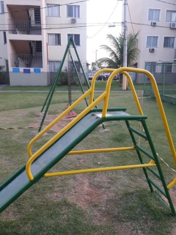 FOTO26 - Apartamento 2 quartos à venda Santa Cruz, Rio de Janeiro - R$ 135.000 - AP0239 - 28