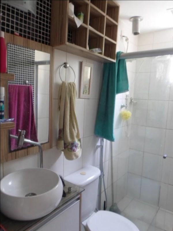 FOTO3 - Apartamento 2 quartos à venda Inhoaíba, Rio de Janeiro - R$ 130.000 - AP0254 - 5