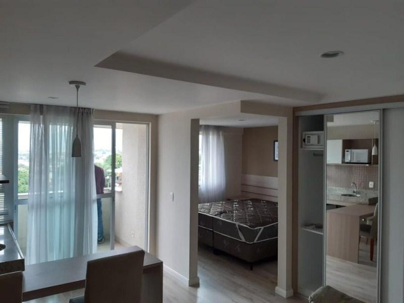 FOTO27 - Flat 1 quarto para alugar Campo Grande, Rio de Janeiro - R$ 1.500 - AP0270 - 28