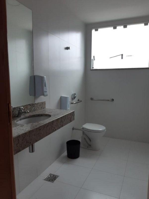 FOTO44 - Flat 1 quarto para alugar Campo Grande, Rio de Janeiro - R$ 1.500 - AP0270 - 45