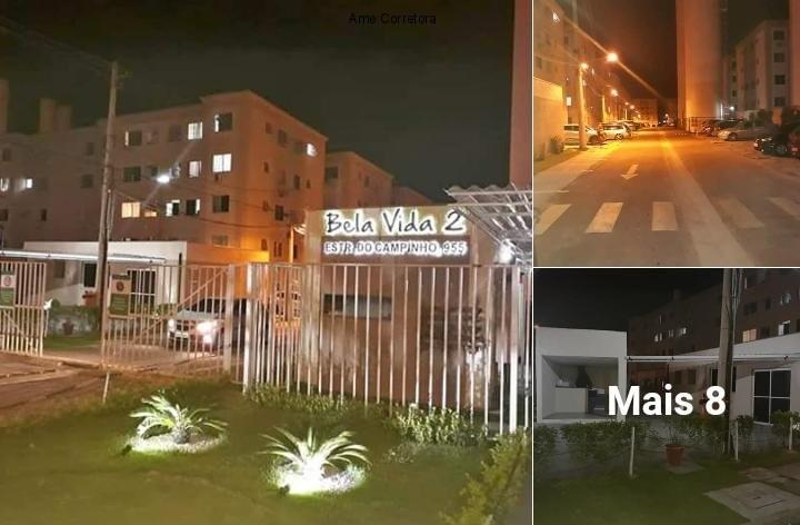 FOTO 01 - Apartamento 2 quartos à venda Campo Grande, Rio de Janeiro - R$ 150.000 - AP00328 - 1