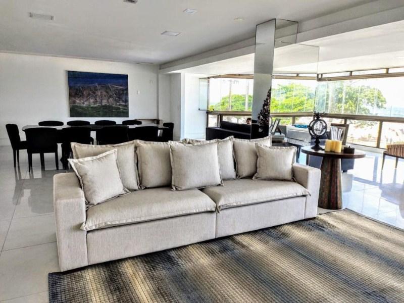 FOTO0 - Apartamento 4 quartos à venda Barra da Tijuca, Rio de Janeiro - R$ 5.799.000 - AP0302 - 1