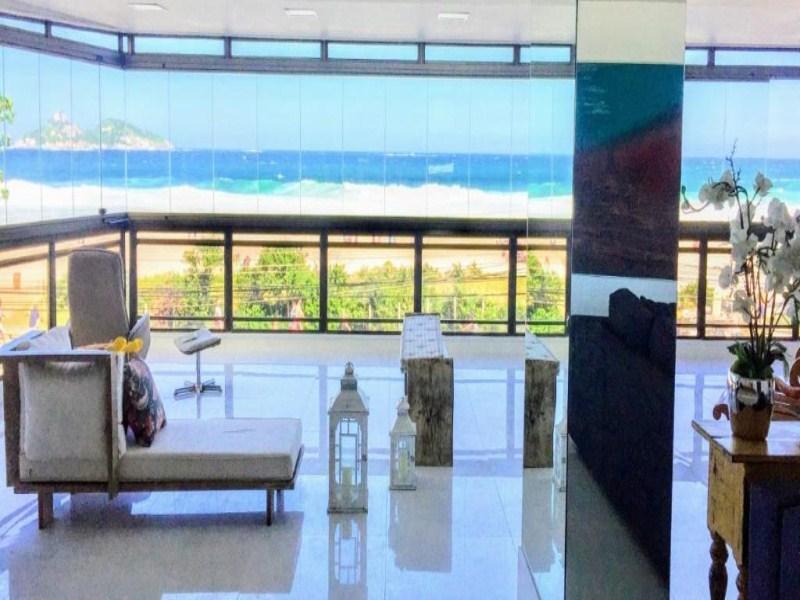 FOTO4 - Apartamento 4 quartos à venda Barra da Tijuca, Rio de Janeiro - R$ 5.799.000 - AP0302 - 6