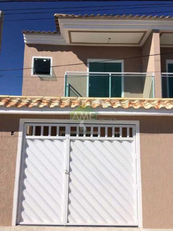 FOTO0 - Casa 2 quartos à venda Santa Cruz, Rio de Janeiro - R$ 180.000 - CA0005 - 1