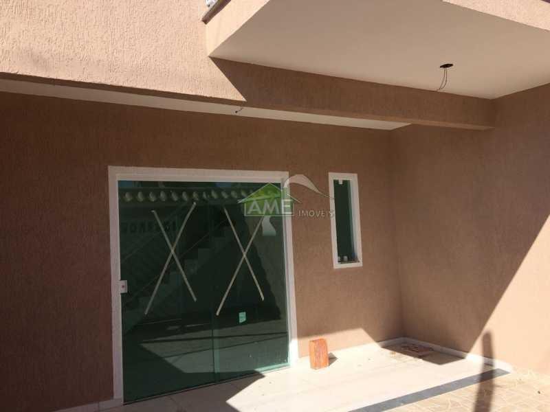 FOTO2 - Casa 2 quartos à venda Santa Cruz, Rio de Janeiro - R$ 180.000 - CA0005 - 4