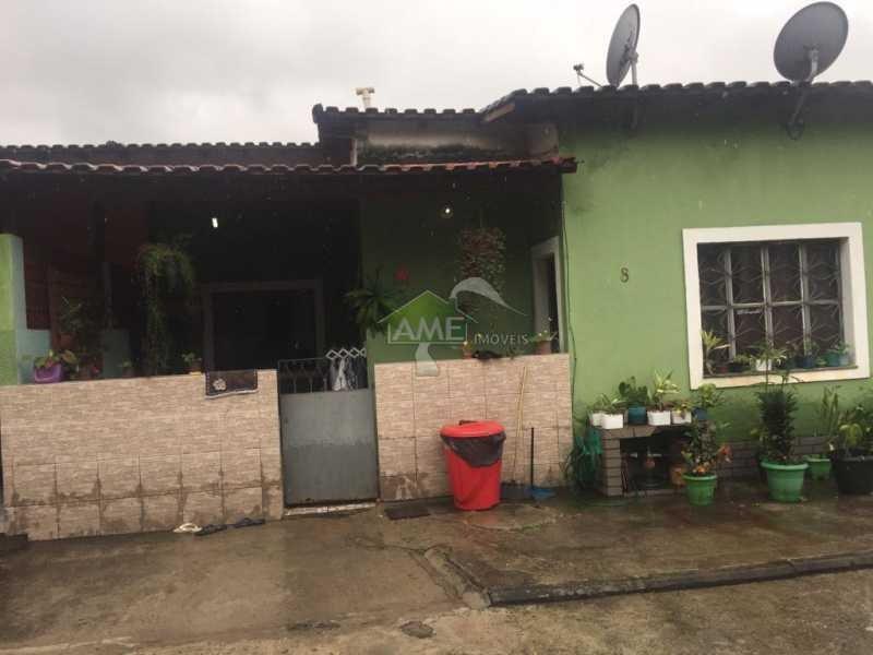 FOTO0 - Casa 2 quartos à venda Rio de Janeiro,RJ - R$ 180.000 - CA0008 - 1
