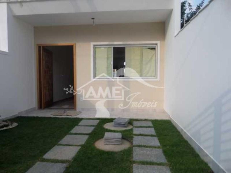 FOTO2 - Casa 4 quartos à venda Campo Grande, Rio de Janeiro - R$ 430.000 - CA0046 - 4