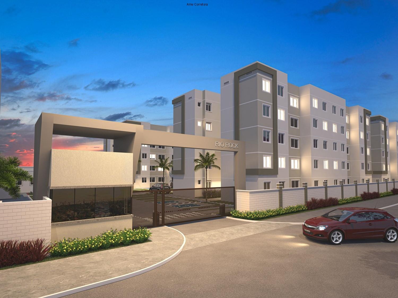 FOTO 01 - Apartamento 2 quartos à venda Campo Grande, Rio de Janeiro - R$ 156.000 - AP00338 - 1