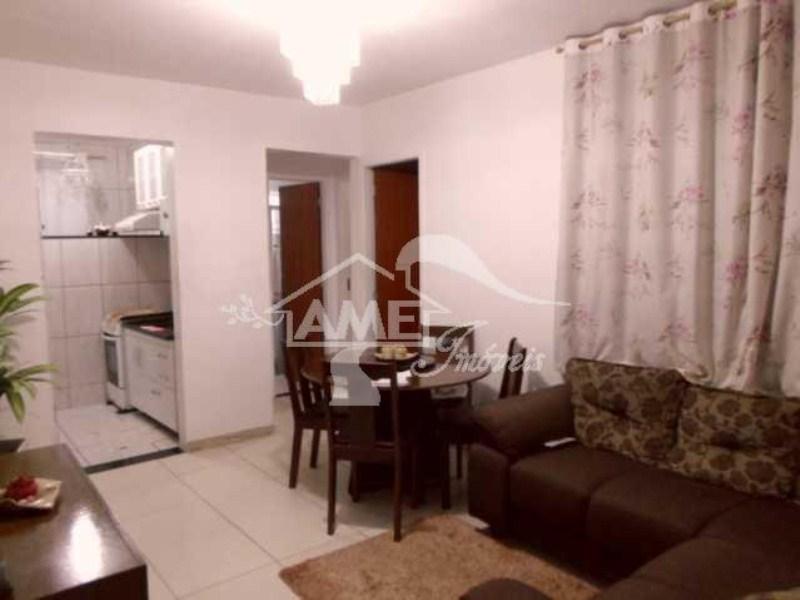 FOTO1 - Apartamento 2 quartos à venda Santíssimo, Rio de Janeiro - R$ 145.000 - AP0005 - 3