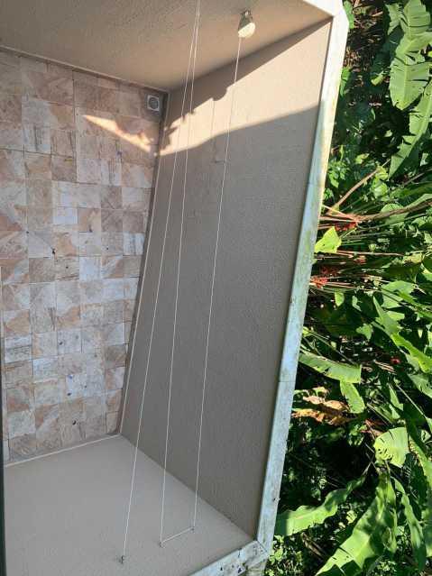 WhatsApp Image 2021-06-08 at 1 - Casa 2 quartos à venda Rio de Janeiro,RJ - R$ 350.000 - CA00727 - 17