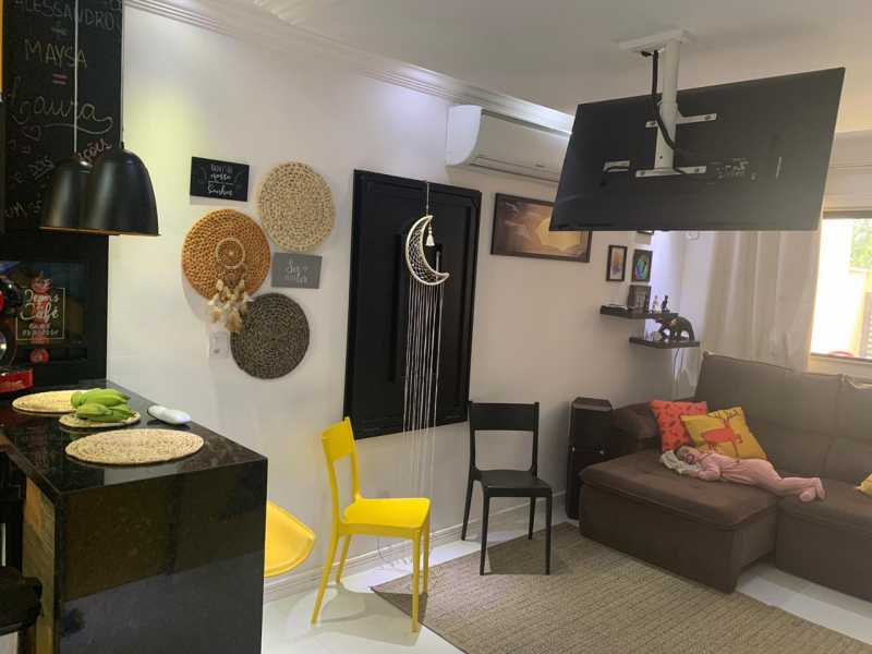 WhatsApp Image 2021-06-08 at 1 - Casa 2 quartos à venda Rio de Janeiro,RJ - R$ 350.000 - CA00727 - 10