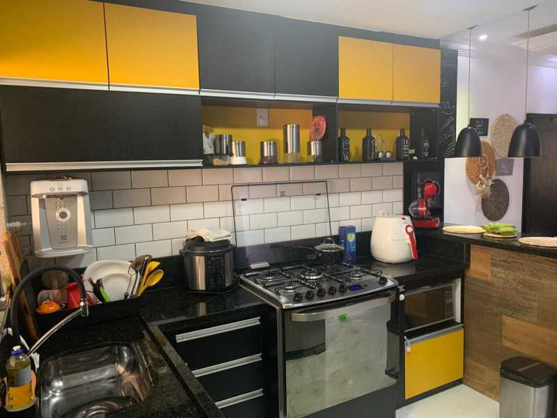 WhatsApp Image 2021-06-08 at 1 - Casa 2 quartos à venda Rio de Janeiro,RJ - R$ 350.000 - CA00727 - 19