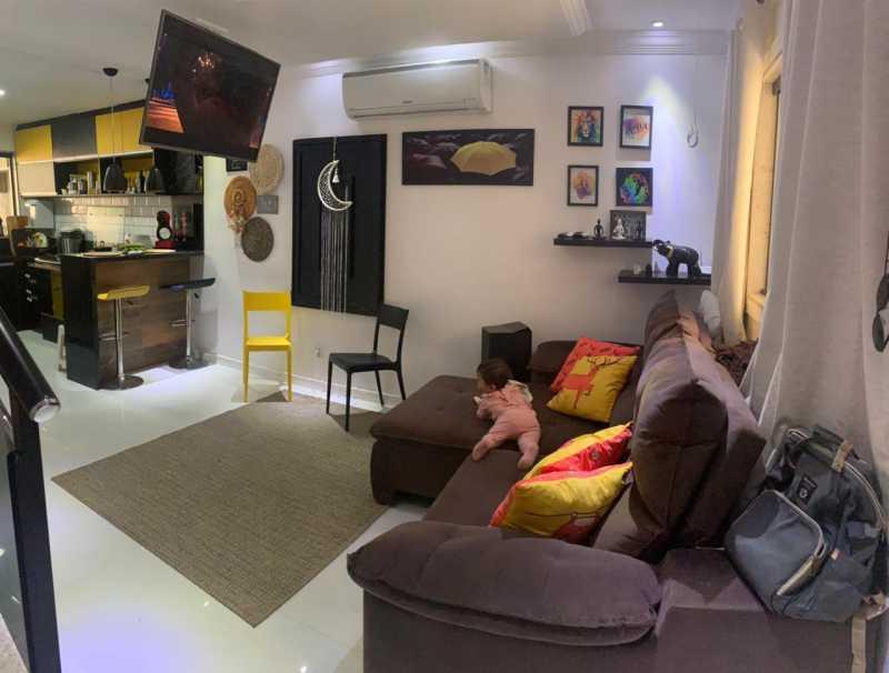 WhatsApp Image 2021-06-08 at 1 - Casa 2 quartos à venda Rio de Janeiro,RJ - R$ 350.000 - CA00727 - 13