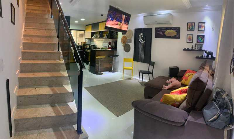 WhatsApp Image 2021-06-08 at 1 - Casa 2 quartos à venda Rio de Janeiro,RJ - R$ 350.000 - CA00727 - 4