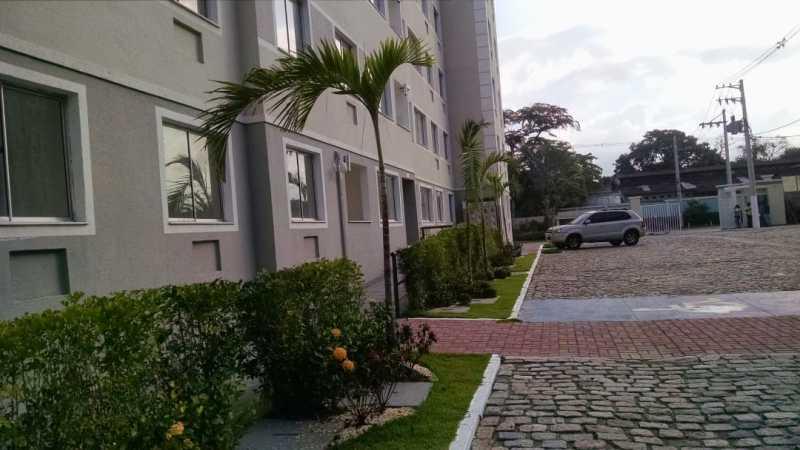 01. - Apartamento 2 quartos à venda Rio de Janeiro,RJ - R$ 190.000 - AP00367 - 1