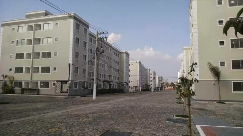 02. - Apartamento 2 quartos à venda Rio de Janeiro,RJ - R$ 190.000 - AP00367 - 3
