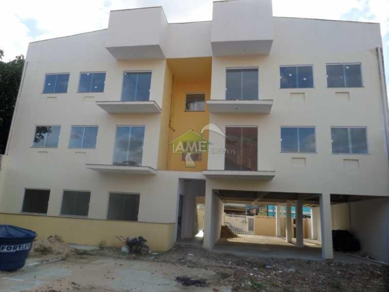 FOTO0 - Apartamento 2 quartos à venda Rio de Janeiro,RJ - R$ 154.000 - AP0037 - 1